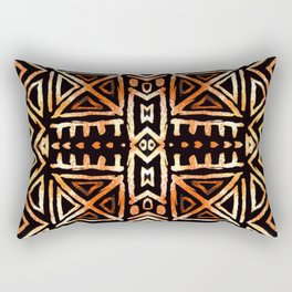 African print Rectangular Pillow