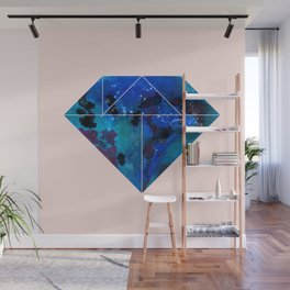 Tangram Diamond Three Wall Mural