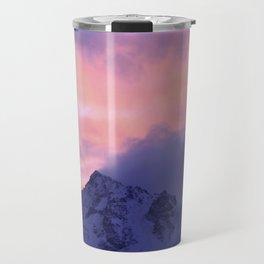 Rose Serenity Sunrise III Travel Mug