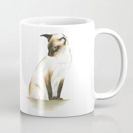 seal point siamese cat 1 Coffee Mug
