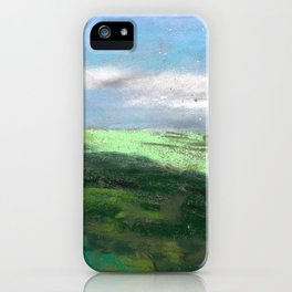 Northern California Greens iPhone Case
