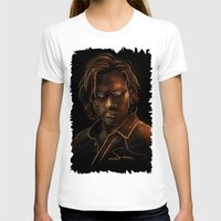 sam winchester T-shirts featuring Sam Winchester by Sarah Sangelus