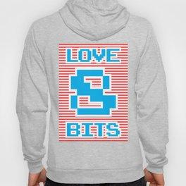 Love 8 Bits, Hoody