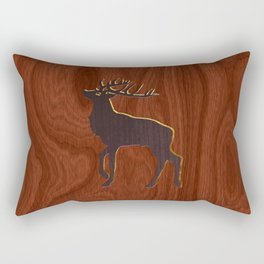 Les Bois Rectangular Pillow