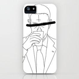 Zuckerberg iPhone Case
