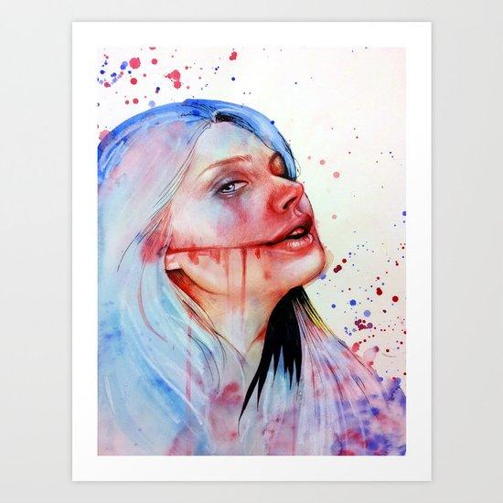 Sobriety is a Helluva Drug Art Print