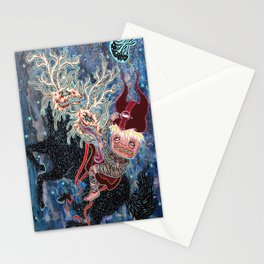 Children of Pan Stationery Cards