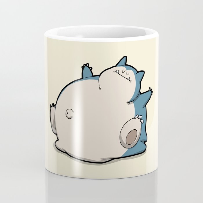 Pokémon - Number 143 Coffee Mug