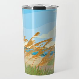 The sweet scent of Summer Travel Mug
