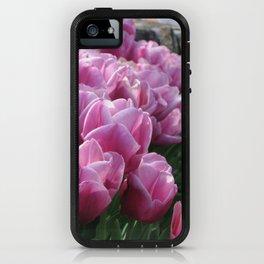 Gettysburg College Tulips iPhone Case