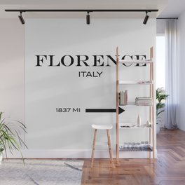 Florence - Italy Wall Mural