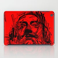 dali iPad Cases featuring Dali by nicebleed