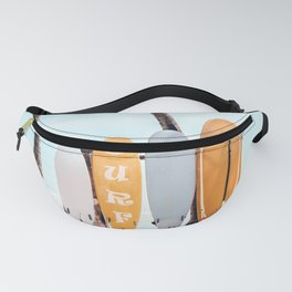 Choose Your Surfboard Fanny Pack