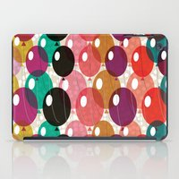 balloons iPad Cases featuring Balloons by Michelle Nilson