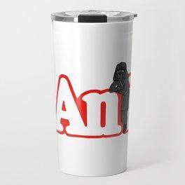 Little Orphan Ani Travel Mug