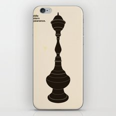 Of Middle Eastern Appearance iPhone & iPod Skin