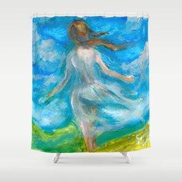 Embark Shower Curtain