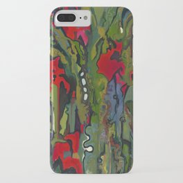 Offering to Xochiquetzal iPhone Case