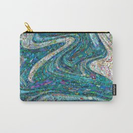 Abstract twentythree by Tony Roberts Carry-All Pouch