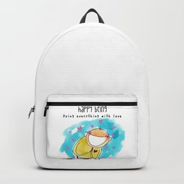 Doing everything with Love Backpack