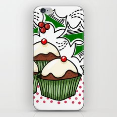 Happy Holiday Baking iPhone & iPod Skin