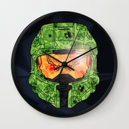 Chief Wall Clock
