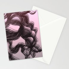 hair (2) Stationery Cards