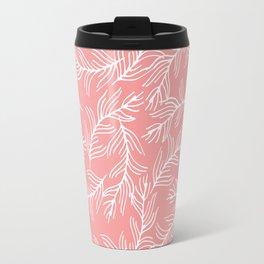 floral (38) Travel Mug