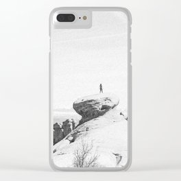 ARCHES NATIONAL PARK III / Utah Clear iPhone Case