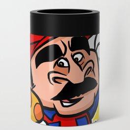 Super Plumber Can Cooler