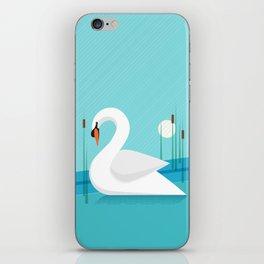 Majestic Swan iPhone Skin