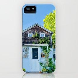 Hamptons Home iPhone Case