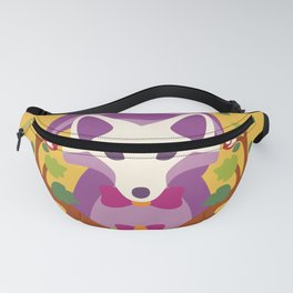 Baltimore Woods Fox - Fall Colors Fanny Pack