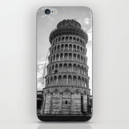 Leaning Tower of Pisa iPhone Skin