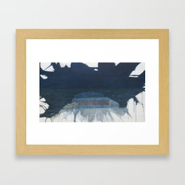 Nightwatch on a Container-Ship Framed Art Print