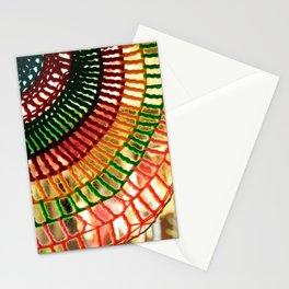 Hecho a mano en atacama Stationery Cards