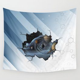 Continuous Living Wall Tapestry