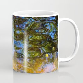 Dappled Water in a Georgia Park Coffee Mug