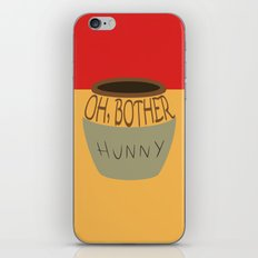 Oh, Bother iPhone & iPod Skin