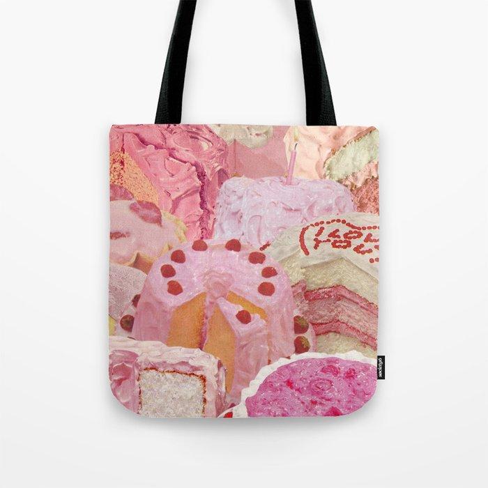 Cakewalk Tote Bag