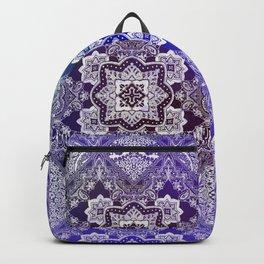 the big blue of 4 diamonds Backpack