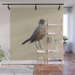 Poly Bird 2 Wall Mural