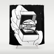 How sweet it is Shower Curtain