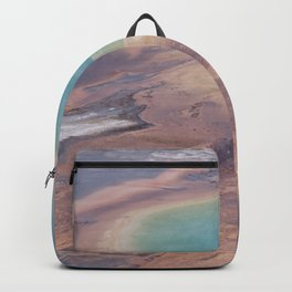 Yellowstone National Park  Panorama Number one  Backpack