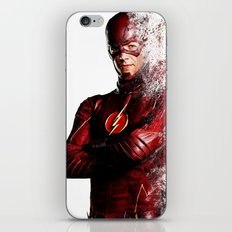 The Flash iPhone Skin