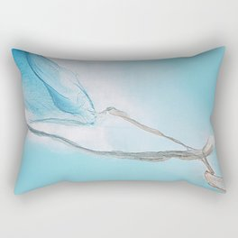 Brilliance in Synchronicity Rectangular Pillow