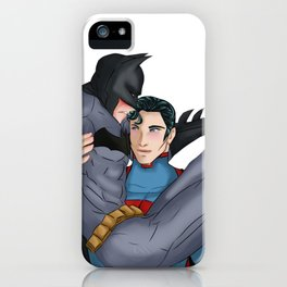 SuperBat - Up, Up, and NO iPhone Case