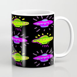 THEY CAME FROM OUTERSPACE  Coffee Mug