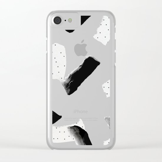 YF06 Clear iPhone Case