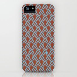 leafpttrn iPhone Case